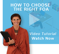 Decorative image link to the video: How to choose th right FOA