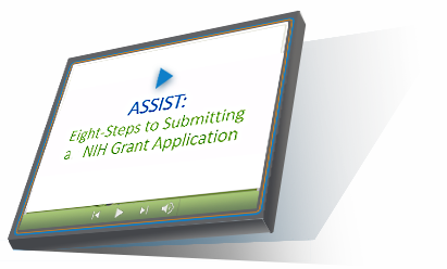 preparing your application using assist