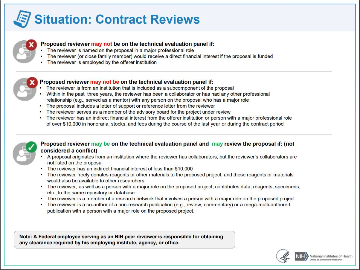 Contract Reviews