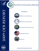 2009 OER Annual Report