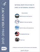 2013 OER Annual Report
