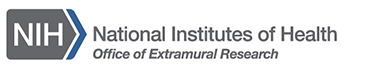 NIH Office of Extramural Research Logo