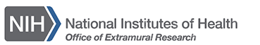 NIH - Office of Extramural Research Logo
