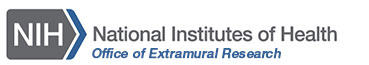 NIH > Office of Extramural Research Logo