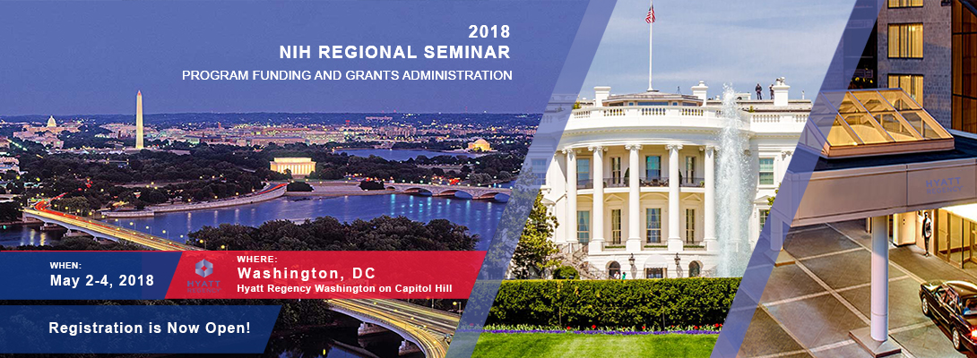 2018 Regional Seminar Washington, DC